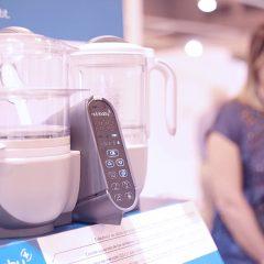 Nutribaby, el Robot de Cocina para Bebés de Babymoov