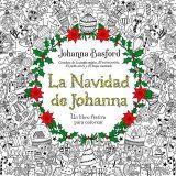 Libros para Colorear para Adultos La Navidad de Johanna Basford