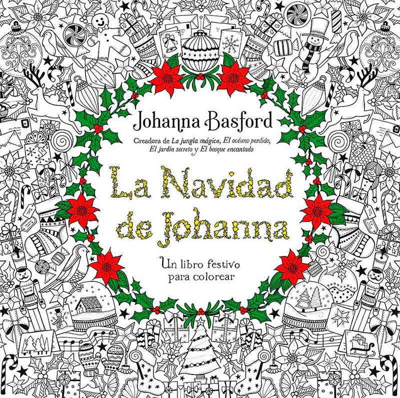 la-navidad-de-johanna-basford