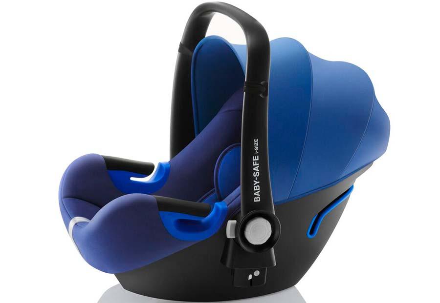 Silla de autom vil portabeb s baby safe i size de britax for Sillas de automovil