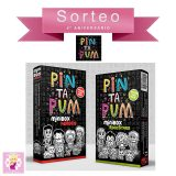 Pin Ta Pum Minibox de pinturas para colorear y llevar a cualquier parte