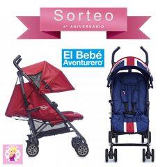 Easywalker MINI Buggy XL de El Bebé Aventurero