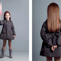 Vestidos exclusivos y ropa deportiva infantil para niñas Nené Canela