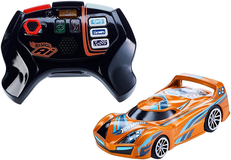 Hot Wheels - Circuito de carreras I.A.