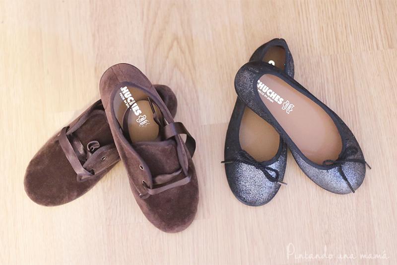 zapatos para niños Chuches
