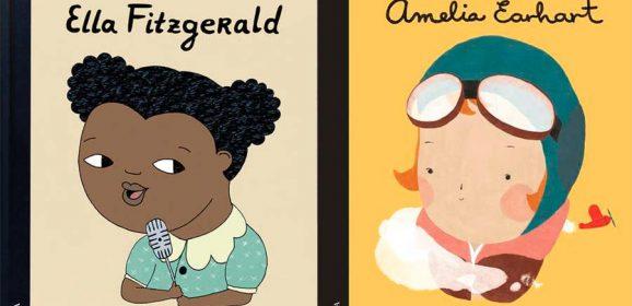 Colección de Literatura Infantil de Mujeres que han hecho historia