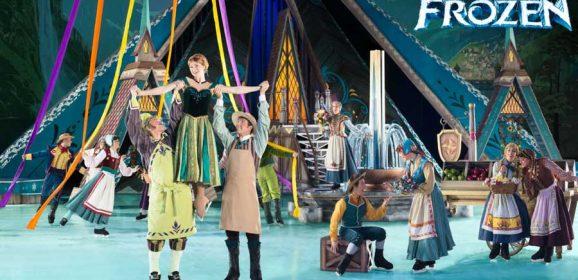 Nueva Gira Disney On Ice Frozen 2017 en España