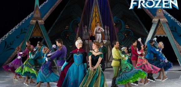 Sorteo de Entradas para Disney On Ice Frozen 2017