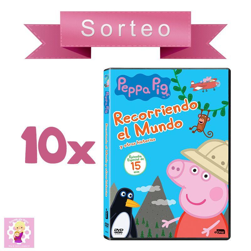 DVD de Peppa Pig