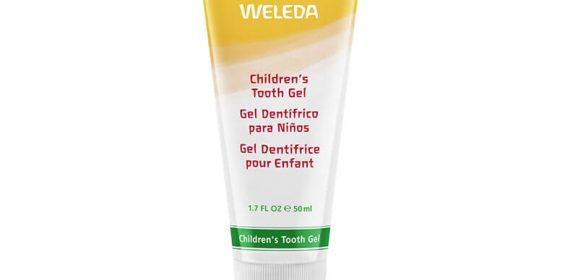Gel Dentífrico para Niños de Weleda