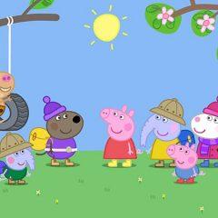 Ganadores Sorteo Nuevo DVD de Peppa Pig