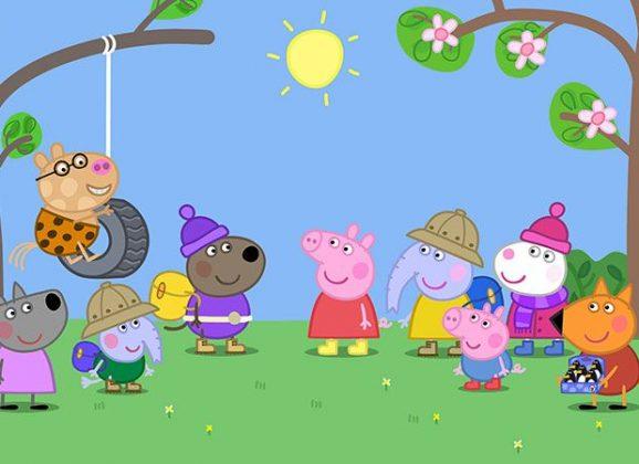Sorteo 10 DVD de Peppa Pig
