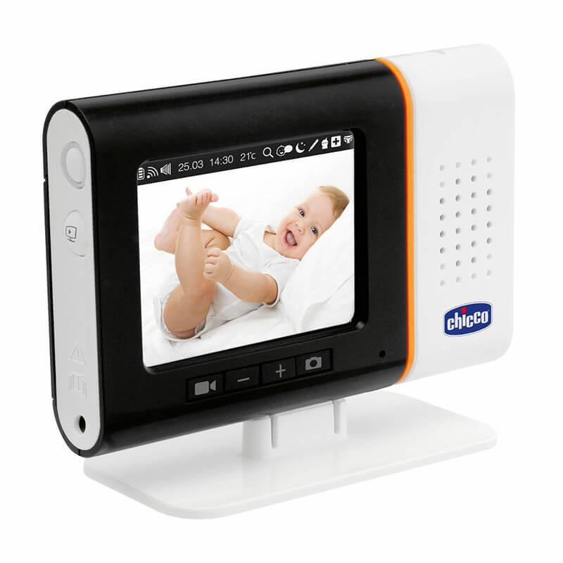 Monitor para bebés con cámara