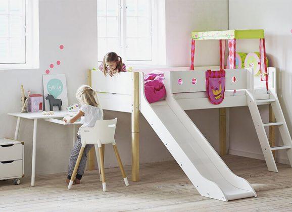5 Habitaciones para Niños Útiles y Bonitas