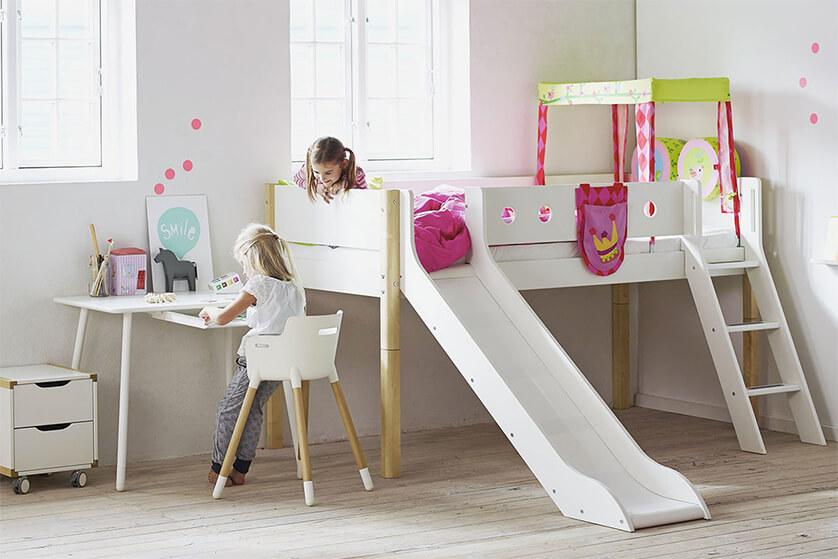 5 habitaciones para ni os tiles y bonitas pintando una for Habitaciones infantiles bonitas