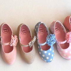 Zapatos Para Niñas de Mi Primer Tacón