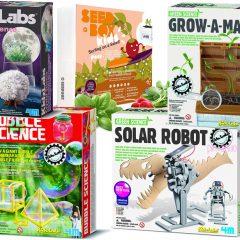 Juegos de Ciencia y Experimentos en El Señor Globo