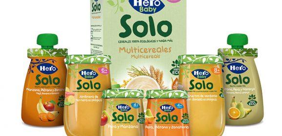 Tarritos Hero Baby Solo de Producción Ecológica