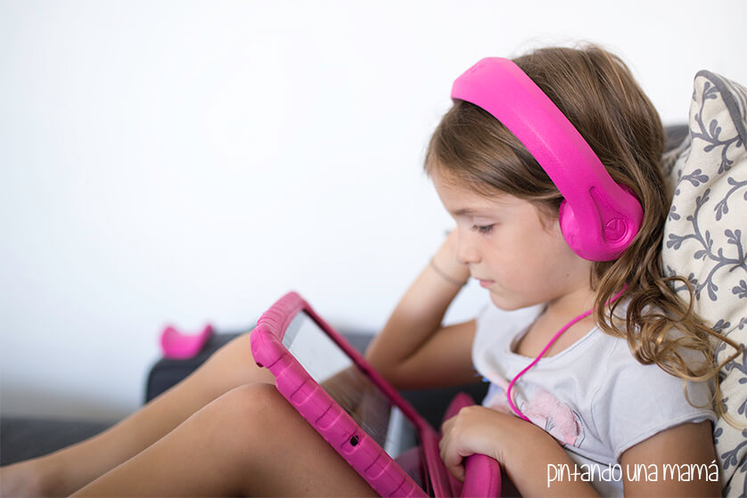 auriculares para niños