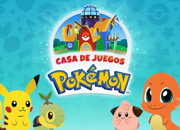Nueva App Casa de Juegos Pokémon para Niños