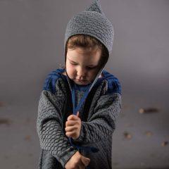 Ropa con Estilo Counting Clouds para Niños y Adultos